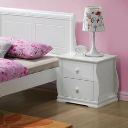 Nebo Two-Drawer Nightstand