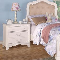 Ira 3-Drawer Youth Nightstand