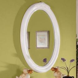 Classique Traditional Youth Oval Mirror