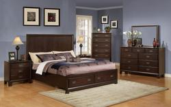 Bellwood California King Bedroom Group