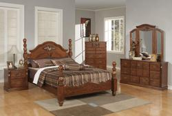Ponderosa King Bedroom Group