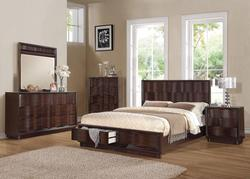 Travell California King Bedroom Group