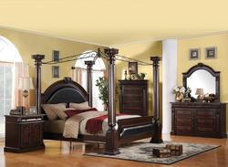 Roman Empire California King Bedroom Group