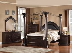 Roman Empire King Bedroom Group