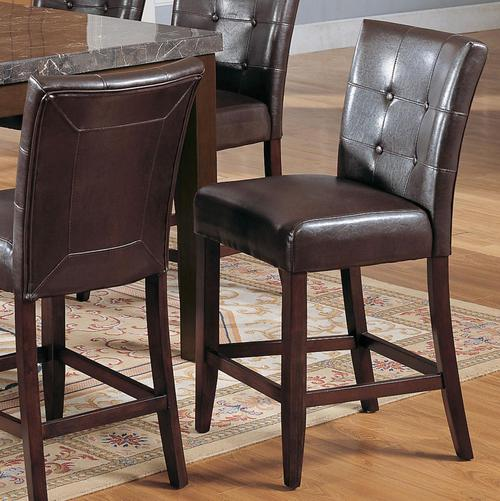 Acme Furniture Canville Counter Height Chairs With