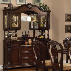 Anondale Traditional Hutch & Buffet