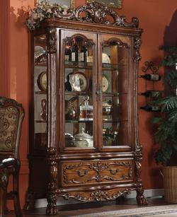 Dresden Dining Curio w/ Drawer