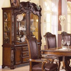 Agate Ornate China Cabinet
