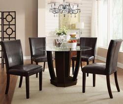 Bethany 5 Piece Table and Chair Set