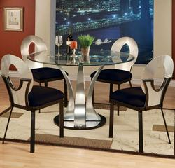 Cady 5 Piece Dining and Chair Set