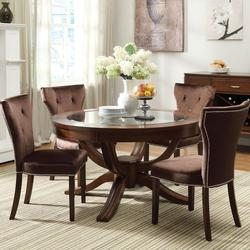 Kingston 5-Piece Formal Dining Table and Chair Set