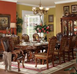 Dresden 9 Piece Dining Table and Chair Set