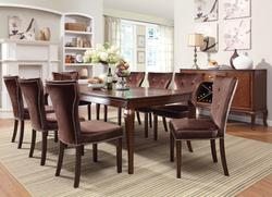 Kingston 9-Piece Formal Dining Table and Chair Set