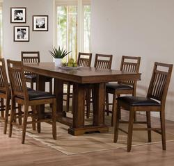 Hadwin Counter Height Dining Table and Chair Set