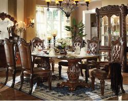 Vendome 7 Piece Table and Chairs Set