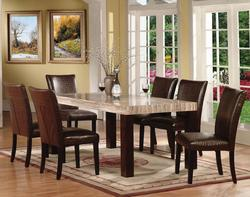 Fraser 7 Piece Table & Chair Set