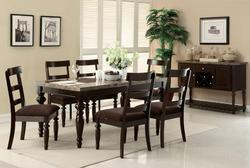 Bandele Casual Dining Room Table and Chair Set