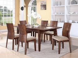 Mauro Rectangular Dining Table and Chair Set