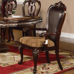 Anondale Traditional Dining Arm Chair