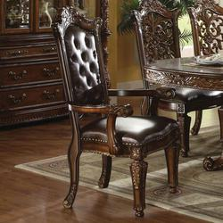 Vendome Traditional Dining Arm Chair