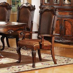 Remington Traditional Dining Arm Chair