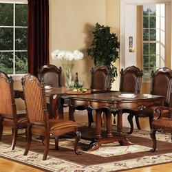Remington Traditional Formal Dining Table