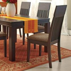 Medora Espresso Mission Dining Side Chair