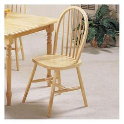 Farmhouse Spindleback Windsor Dining Side Chair
