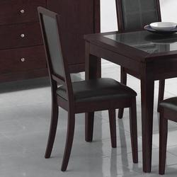 Albury Espresso Side Chair