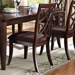 Keenan Transitional Dining Side Chair