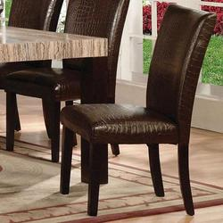 Fraser Upholstered Side Chair with Textured Seat