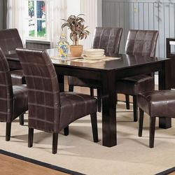 Roxana Casual Rectangular Dining Table