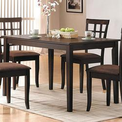 Cardiff Espresso Rectangular Dining Table