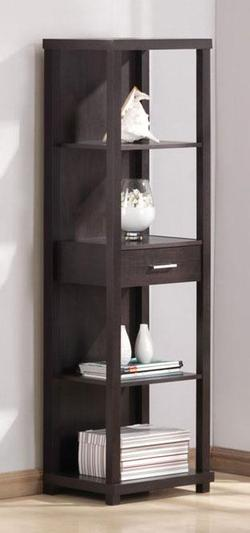 Hinto Bookshelf with Drawer