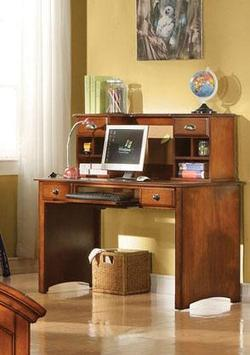 Brandon Desk and Hutch Combo