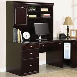 Cape Office Desk w/ Hutch