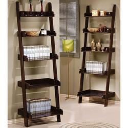Accent Furniture Shafter Lean-To Wall Shelf