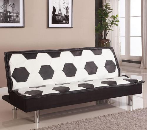 Acme Furniture All Star Sports Themed Bycast Pu Adjustable Sofa