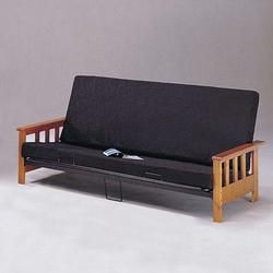 Brentwood Mission Adjustable Sofa without Mattress