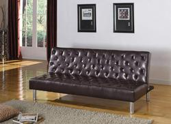 Mawuli Brown Adjustable Sofa