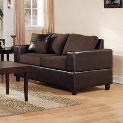Monaco Loveseat with Accent Pillow
