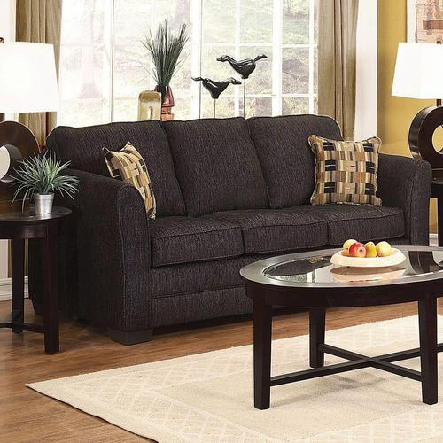 Acme Furniture Lexi Contemporary Stationary Sofa