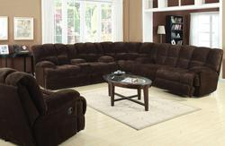 Ahearn Casual Sectional Sofa