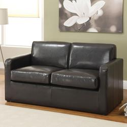 Casby Contemporary Full Sleeper Sofa with Track Arms