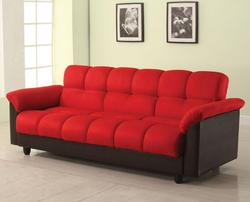 Achava Adjustable Sofa with Storage
