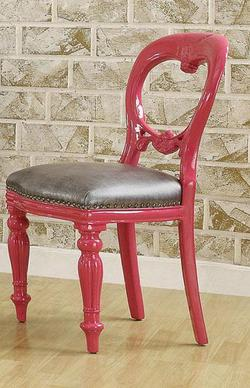 Janessa Neo Classical Accent Chair