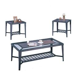 Modena Three Piece Occasional Table Set