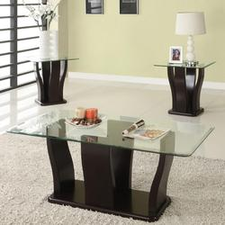 Shaker 3-Piece Coffee and End Table Set