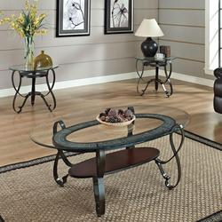 Ingo 3-Piece Coffee and End Table Set