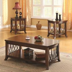 Aden 3-Piece Coffee/End Table Set